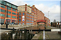 SJ8498 : Rochdale Canal and mills at Ancoats by Chris Allen
