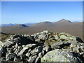 NN2719 : Summit shelter on Meall an Fhùdair by Alan O'Dowd