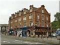 SE2835 : The Crescent, Hyde Park, Leeds by Stephen Craven