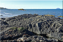 NX1796 : Horse Rock by Anne Burgess