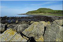 NX1391 : Bonney's Dyke by Anne Burgess
