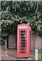 SK7800 : One-time telephone kiosk by Bob Harvey