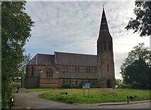 TQ1195 : Oxhey: Church of St Matthew (2) by Nigel Cox