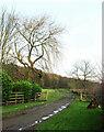 SE3361 : Knaresborough Round at Warren Farm by Derek Harper