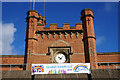 TA1229 : Hidden Heroes Banner at HMP Hull by Ian S