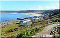 SW3426 : Sennen Cove and Whitesand Bay by Des Blenkinsopp