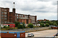 SD7207 : Bee Hive Mills, Bolton by Chris Allen