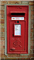 TF5103 : George VI postbox on Church Drove Outwell by JThomas