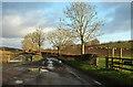 SE3261 : Knaresborough Round on Warren Lane by Derek Harper
