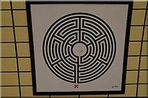 TQ2980 : Labyrinth #61, Piccadilly Circus by N Chadwick