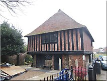 TR1859 : Fordwich - Town Hall by Colin Smith