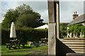 SX7276 : The garden at the Rugglestone by Derek Harper