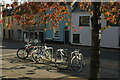 SX7960 : Bikes, Rotherfold, Totnes by Derek Harper