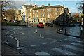 SE2955 : Swan Road, Harrogate by Derek Harper