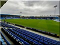 TQ7868 : Priestfield Stadium in Gillingham by Steve Daniels