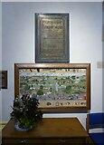 SU2771 : Inside Holy Cross, Ramsbury (d) by Basher Eyre