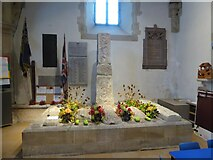 SU2771 : Inside Holy Cross, Ramsbury (g) by Basher Eyre