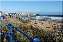 NK0066 : Fraserburgh Beach by Anne Burgess