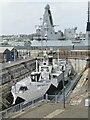 SU6200 : Portsmouth - HMS Diamond by Colin Smith