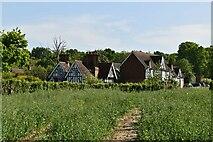 TQ6145 : Park Farm by N Chadwick