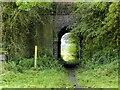 SK7533 : Bridleway bridge by Alan Murray-Rust