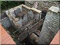 ST6877 : Brandy Bottom Colliery - beam winding engine house by Chris Hodrien