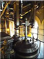 NZ2513 : Tees Cottage Pumping Station - beam engine by Chris Hodrien