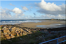 NK0066 : Fraserburgh Bay by Anne Burgess