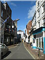SZ4996 : High Street, Cowes by Malc McDonald