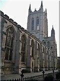 TL8564 : Bury St Edmunds Abbey precincts [40] by Michael Dibb