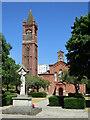 SZ6299 : Gosport - Holy Trinity Church by Colin Smith