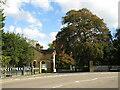 SZ5194 : Prince of Wales Entrance, Osborne House, East Cowes by Malc McDonald