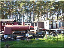 SU8543 : A fascinating visit to Tilford's Rural Life Living Museum (54) by Basher Eyre