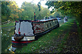 SP6359 : Grand Union Canal, Weedon by Stephen McKay