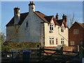 SP0577 : Lilycroft Farmhouse, Kings Norton by Richard Law