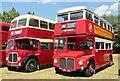 SU7240 : Alton Bus Rally 2018 - Routemaster by Colin Smith