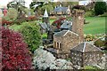 NY7743 : Nenthead Model Village by Andrew Curtis