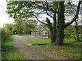 SZ5283 : Driveway near Godshill by Malc McDonald