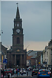 NT9953 : Berwick-Upon-Tweed : Marygate A1167 by Lewis Clarke