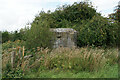 SU2398 : Pillbox by the Thames Path by Bill Boaden