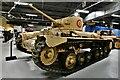 SY8288 : Bovington Tank Museum: Valentine II, Mk 3 tank by Michael Garlick