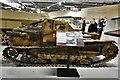 SY8288 : Bovington Tank Museum: Lancia Carro L3 ( 'Carro veloce', fast tank) by Michael Garlick
