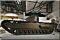 SY8288 : Bovington Tank Museum: Churchill II, Mk IV, A22 tank by Michael Garlick