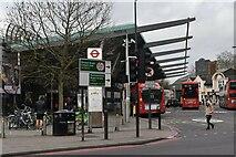 TQ3186 : Finsbury Park Bus Station by N Chadwick