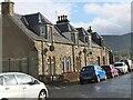 NT3537 : Cottages at Walkerburn by Jim Barton