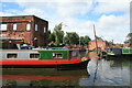SJ6799 : Bridgewater Canal, Leigh by Chris Allen