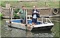 SP0243 : Evesham - Hampton Ferry by Colin Smith
