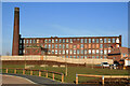 SD9004 : Chadderton Mill by Chris Allen