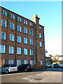 ST3208 : Former Holyrood Lace Mill by Chris Allen