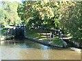 SJ8835 : Bywash, Meaford Bottom Lock [no 31] by Christine Johnstone
